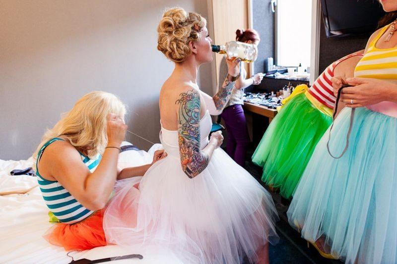 cand iti cedeaza fermoarul rochiei
