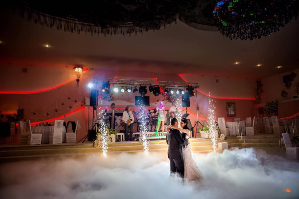 fum greu nunta
