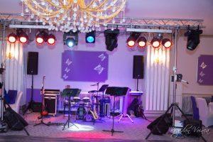 scenotehnica formatie nunta mirage band